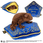 Chocolate Frog Replica Cushion