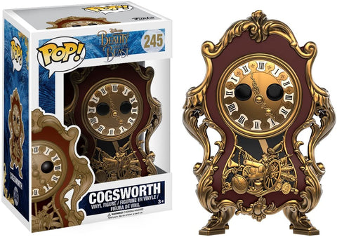 Cogsworth Funko POP Figure