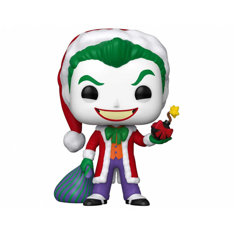 DC Holiday Joker POP Vinyl