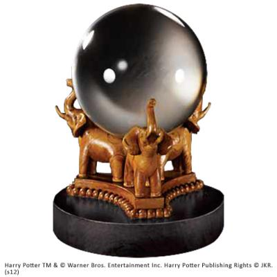 Divination Harry Potter crystal ball