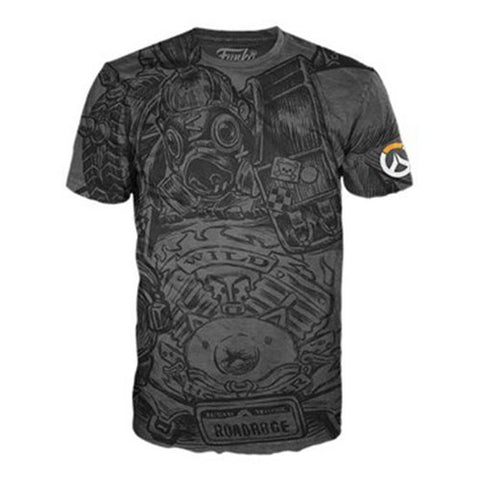 Overwatch Roadhog Funko POP Tee