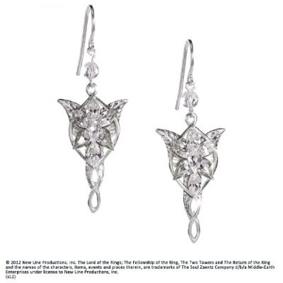 Lord of the Rings Evenstar Earrings