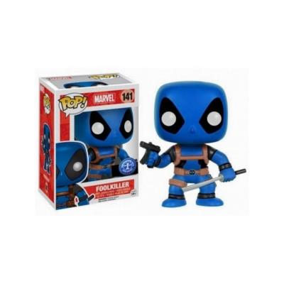 Exclusive Deadpool Foolkiller Funko POP
