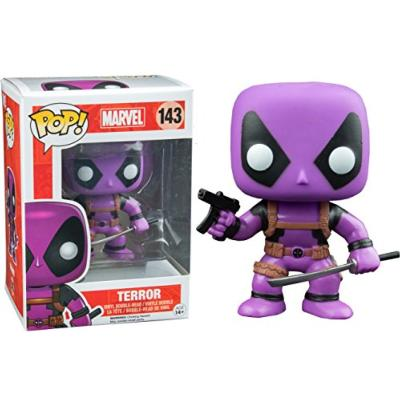 Exclusive Deadpool Terror Funko POP