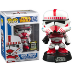 Exclusive shock trooper funko pop