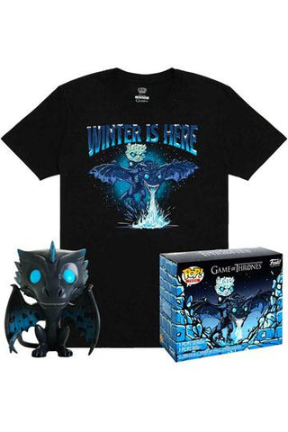 Game of Thrones POP Tee Icy Viserion