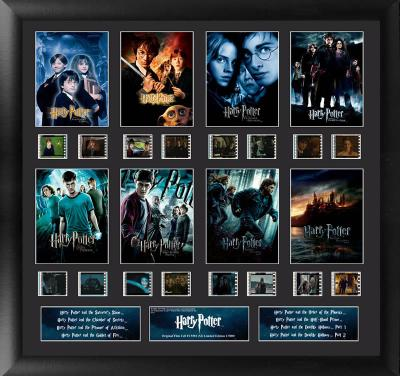 Harry Potter 8 movie film cell