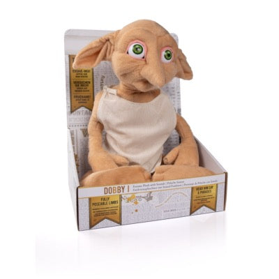 Talking Dobby plush toy