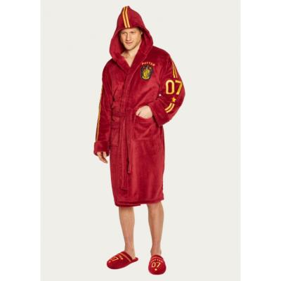 Adult Harry Potter Quidditch Bathrobe