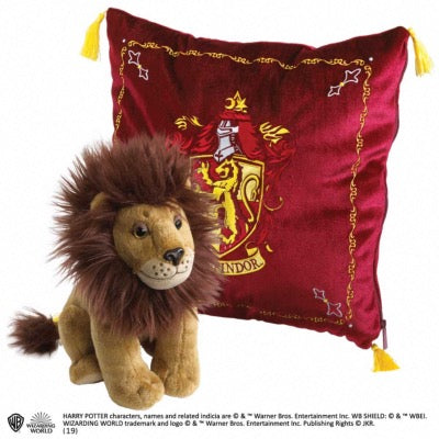 Gryffindor-plush-pillow-set