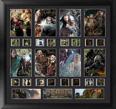 Hobbit-An-Unexpected-Journey-Framed-Film-Cell-small