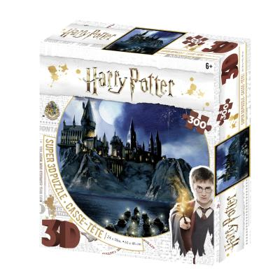 Harry Potter Hogwarts Castle Puzzle