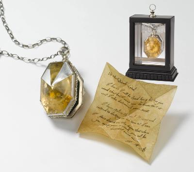 Horcrux Locket From The Cave