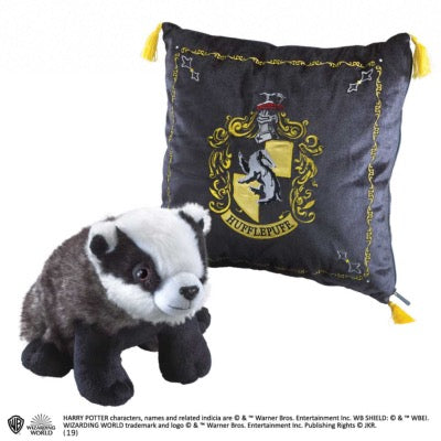 Harry Potter Hufflepuff Plush Cushion