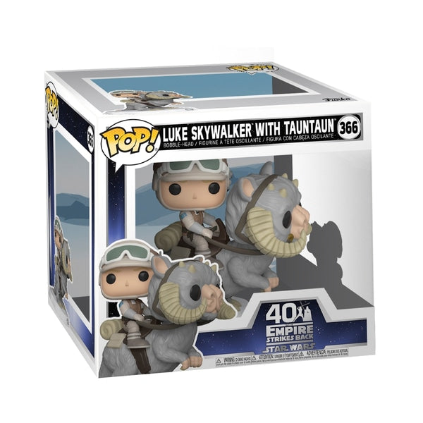 Luke Skywalker Tauntaun POP