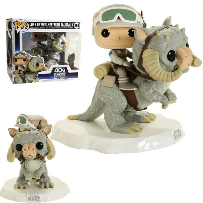 Luke Taun Taun Funko POP