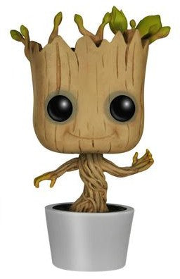 Dancing Groot Funko POP Figure