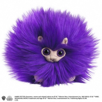 Pygmy Puff Purple Plush