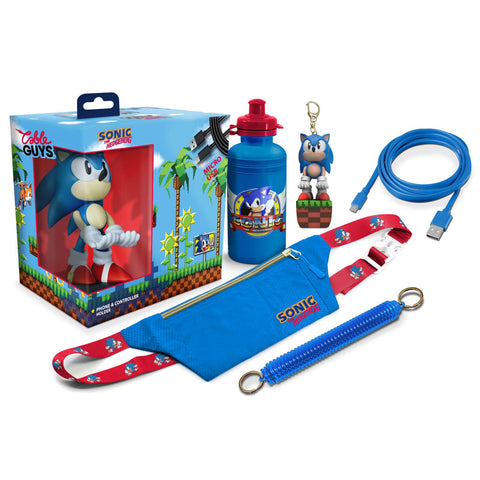 Sonic the Hedgehog Cable Guy Box