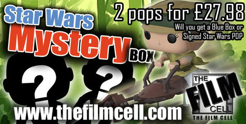 Star Wars Funko Mystery Box