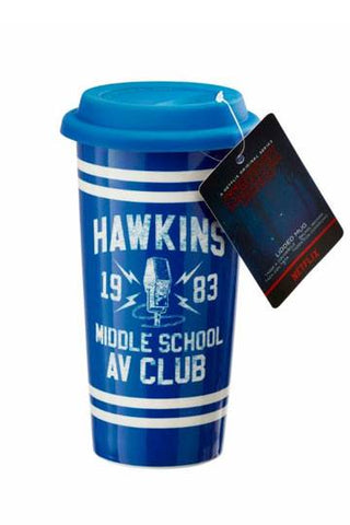 Stranger Things Hawkins Travel Mug