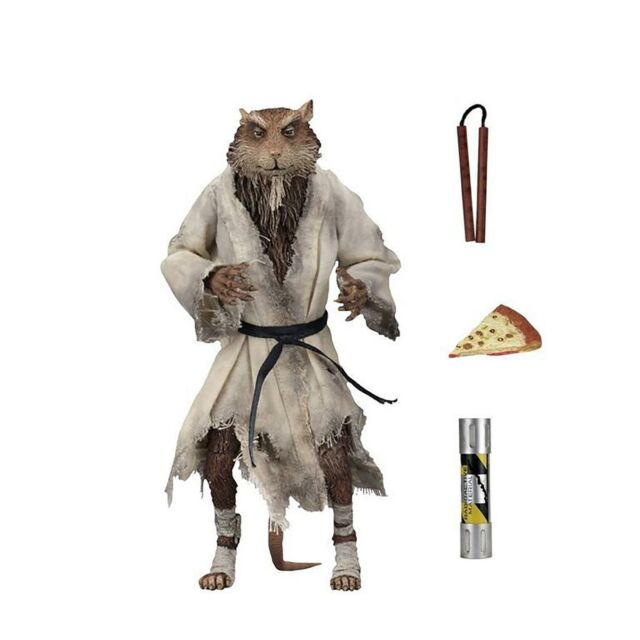 NECA Splinter Turtles Action Figure