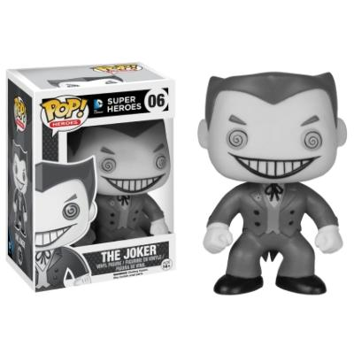 Joker Exclusive POP Black White
