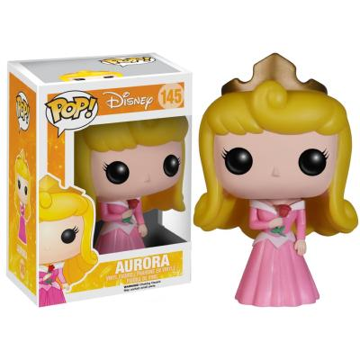 Discontinued Aurora Funko pop vinyl