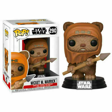 Star Wars Wicket Funko POP