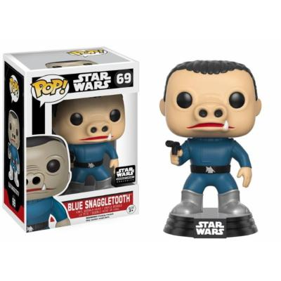 Blue-Snaggletooth Smugglers Chase Funko POP