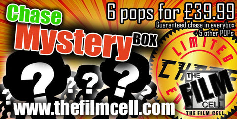 Chase Funko POP Mystery Box