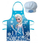 frozen elsa apron chef hat