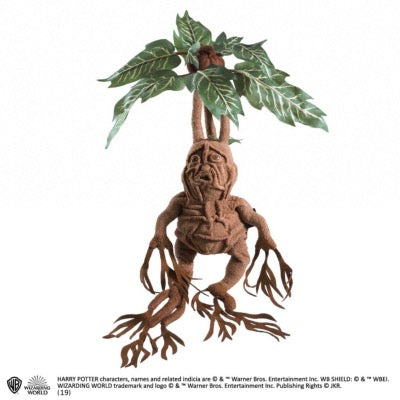Harry Potter Mandrake Plush Toy