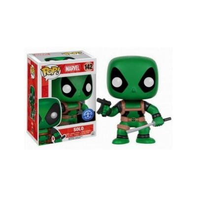 marvel deadpool solo Funko pop