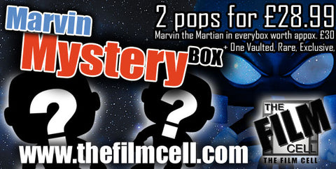 Funko POP Mystery Box UK