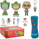 Rick and Morty Blips and Chitz POP Box