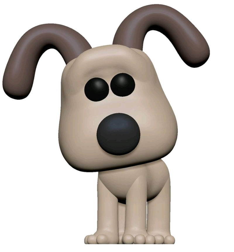 Wallace and Gromit The Dog POP