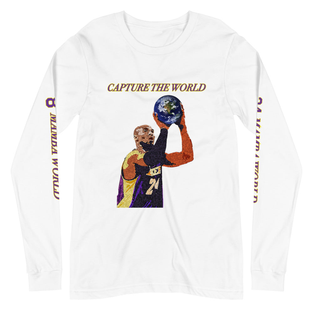 Kobe Bryant Long Sleeve shirt