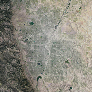 Denver - Satellite Imagery