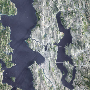 Seattle - Satellite Imagery