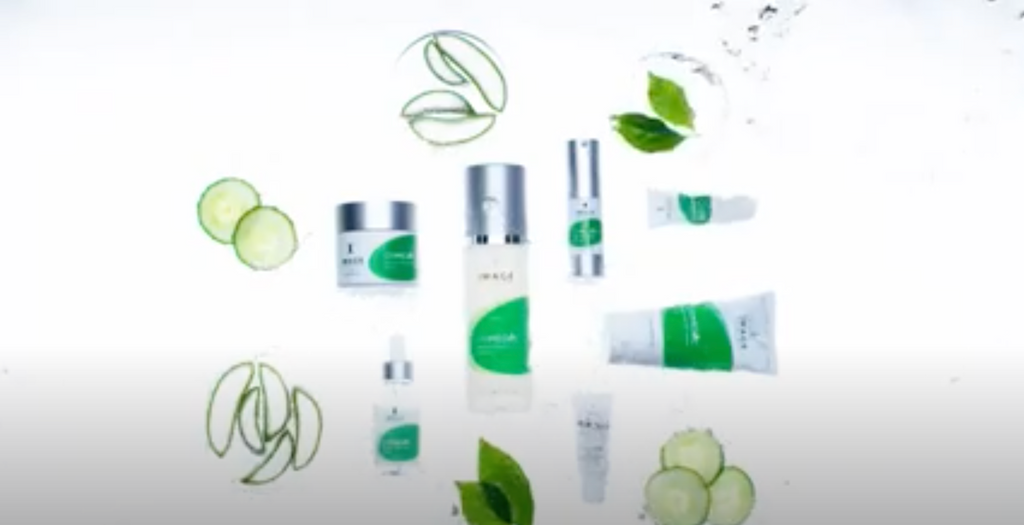 The Ormedic Collection for sensitive skin by Image Skincare