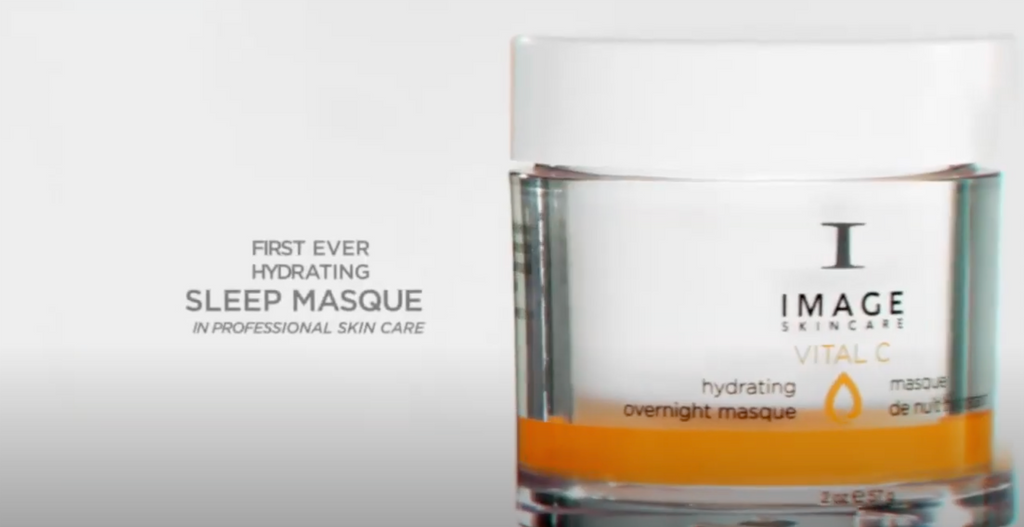 Vitamin C Hydrating Overnight Mask by Image Skincare