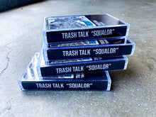 Load image into Gallery viewer, SQUALOR CASSETTE (LIMITED CLEAR BLUE)