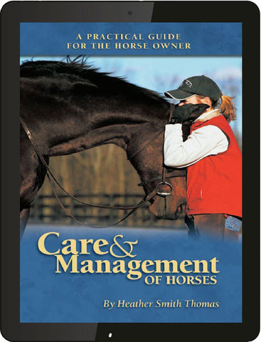 Care & Management of Horses - eBook