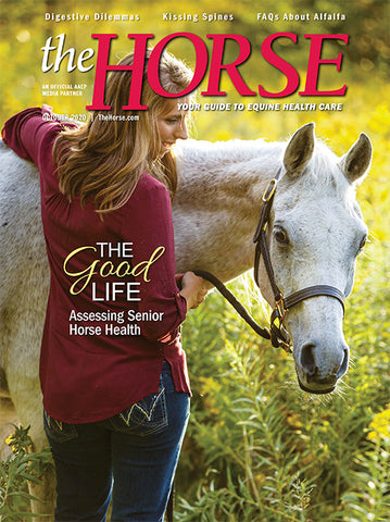 The Horse Magazine Subscription -  <i>Thoroughbred Makeover</i> Special
