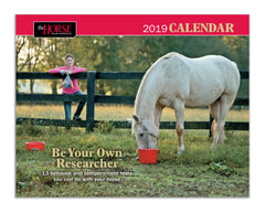 The Horse 2019 Calendars  - 50% OFF!
