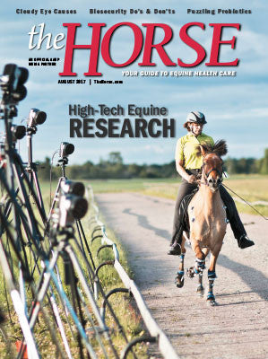 The Horse Subscription with BONUS August 2017 Issue