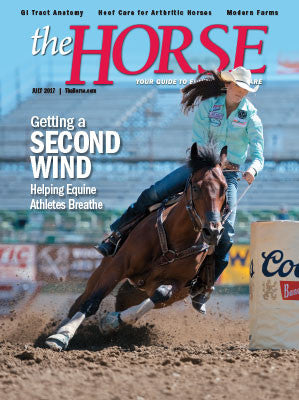 The Horse Subscription with BONUS July 2017 Issue
