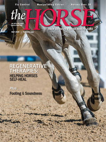 The Horse Magazine Subscription -  <i>Ask TheHorse Live</i> Special