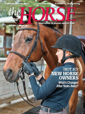 The Horse Subscription with July 2018 Issue PDF Download